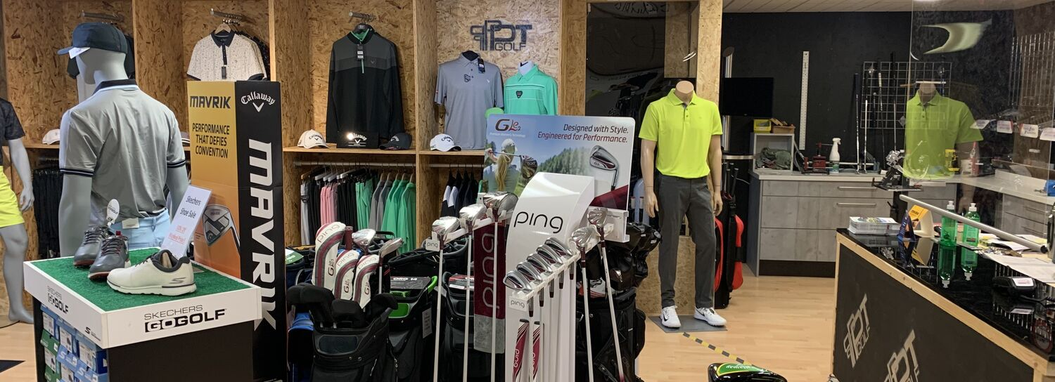PT Golf Shrewsbury